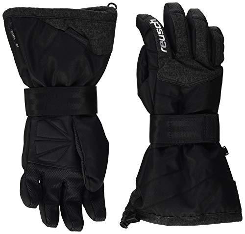 Reusch Unisex_Adult Baseplate R-TEX XT Glove, Black/Black...