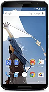 Motorola Nexus 6 XT1103 32GB 3G/4G LTE Factory Unlocked Cell Phone (Midnight Blue)