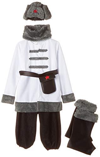 disfraz prime Disfraz Ruso, Multicolor, estandar (limitsport 8421796427666)