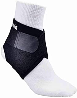 McDavid Classic Logo 430 CL Level 2 Ankle Support/Adjustable W/Straps - Black - One Size