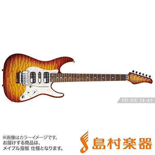 SCHECTER シェクター エレキギター SD-DX-24-AS LDSB/M