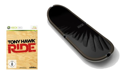 Tony Hawk: RIDE (inkl. Skateboard Controller)