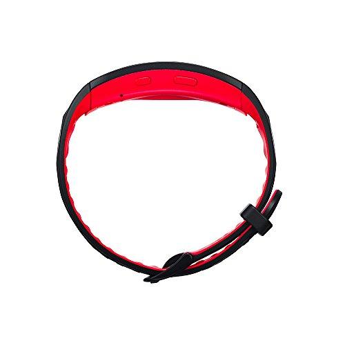 Samsung Gear Fit 2Pro Smart Watch groß, rot