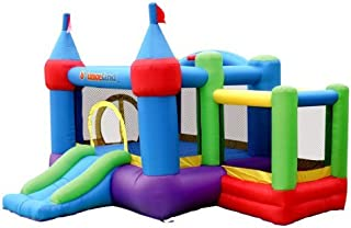 Bounceland Dream Castle with Ball Pit Bounce House Bouncer