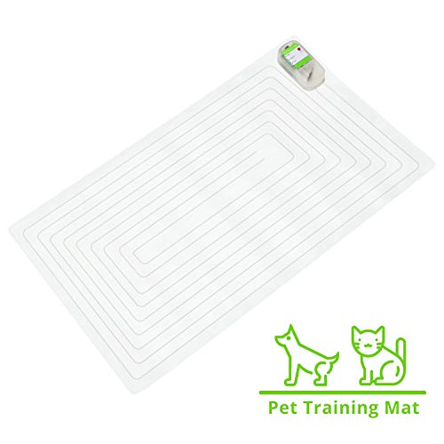penobon Pet Shock Mat, Training Mats for Cats Dogs Keeping Cats Dogs Off Furniture Counter Sofa,...