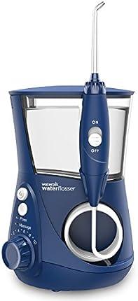 Irrigador bucal Waterpik Aquarius Wp-663, color azul