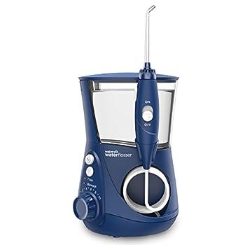 Waterpik WP-663 Water Flosser Electric Dental Countertop Professional Oral Irrigator For Teeth Aquarius Blue