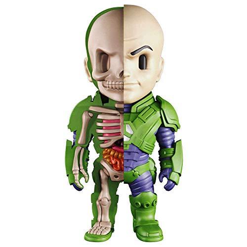 DC Comics XXRAY Figure Wave 6 Lex Luthor 10 cm Mighty Jaxx...