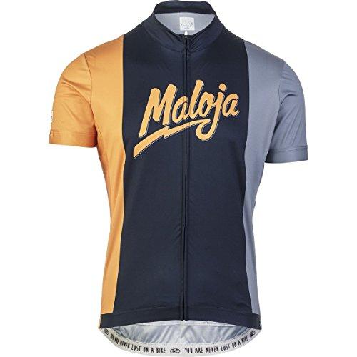 Maloja Radtrikot GaryM.Shirt 1/2 Bike Shortsleeve Herren