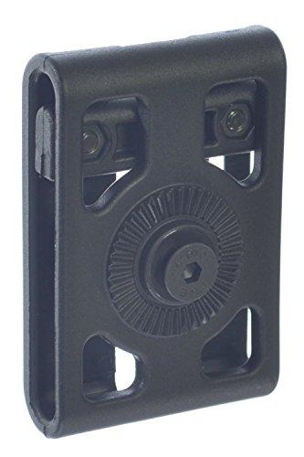 Gürtel Holster Befestigung für alle Paddel Holster und Magazintaschen schwarz