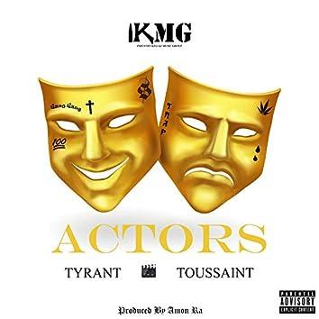 Actors (feat. Toussaint)