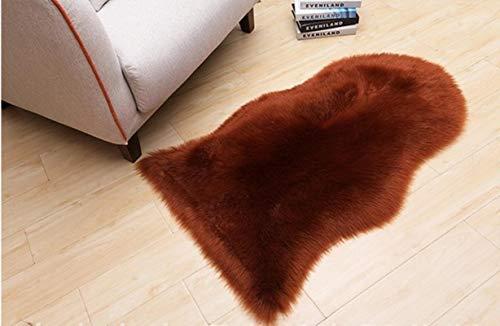 Morbida pelliccia artificiale lana tappeto divano letto tappeto peluche tappeto soggiorno camera da letto porta e finestra tappeto