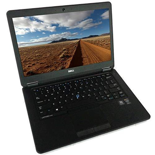 "Latitude E7450 Ultrabook Laptop: 14.0"" FHD Touchscreen with Corning Gorilla Glass (1920 x 1080), Intel I5-5300U, 256Gb Ssd, 8Gb Ram, Bluetooth, Webcam, Windows 10 Pro (Renewed)"