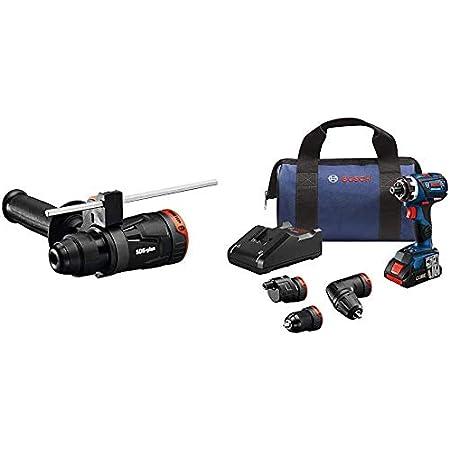 Bosch GSR18V-535FCB15 18V EC Brushless Flexiclick 5-in-1 Drill//Driver Kit
