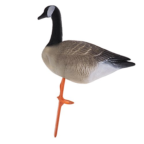 T TOOYFUL Full Body Goose Hunting Decoy Lawn Decorated Garden Decor - Standing Goose