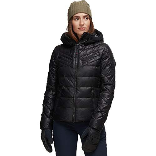 Bogner Fire + Ice Ladies Farina-D Schwarz, Damen Daunen Freizeitjacke, Größe 40 - Farbe Black