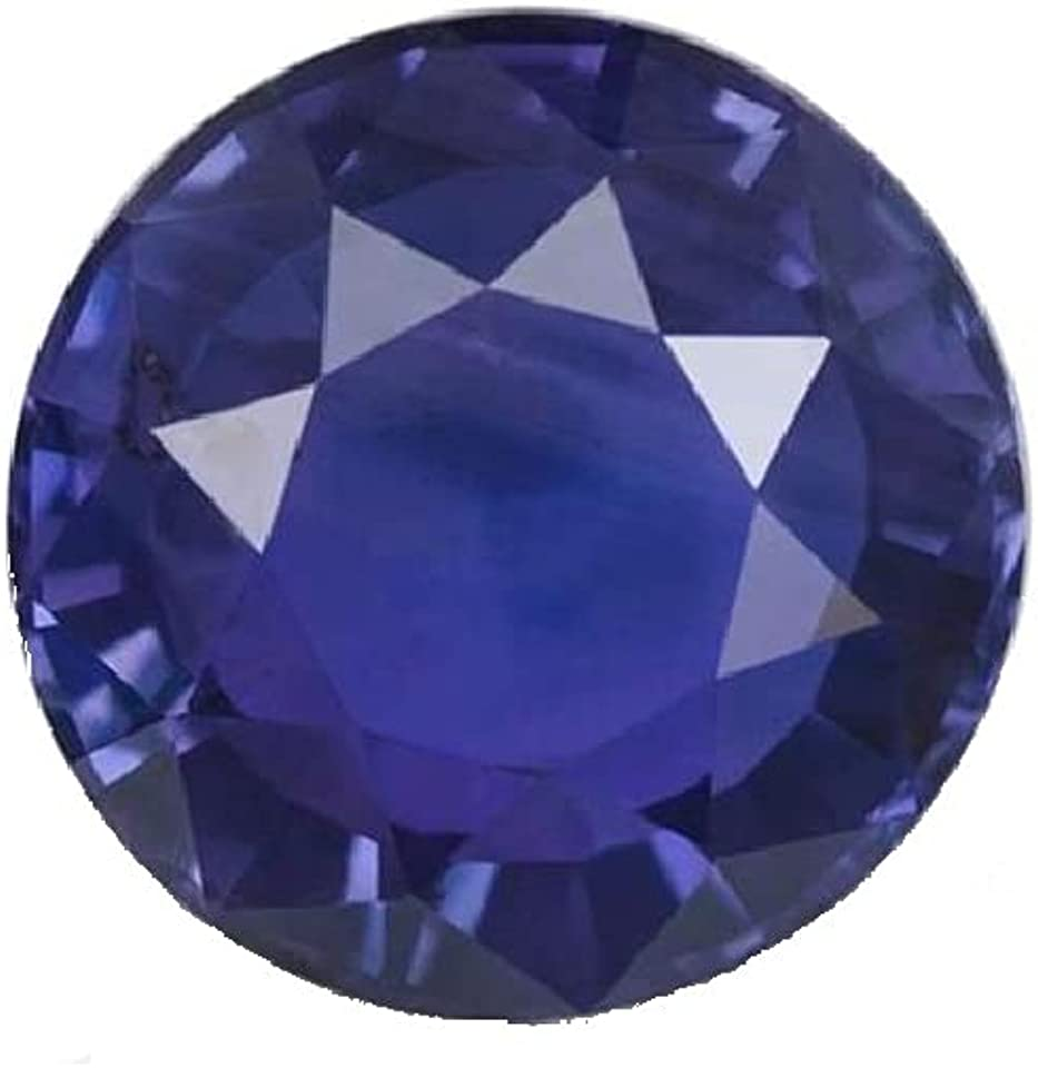 Instagem Synthetic Color Change Sapphire - Round Cut - AAA from 5mm - 6.5mm