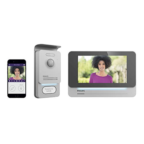 Philips 531022 - Videocitofono WelcomeEye Connect Pro