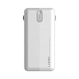 Power Bank 10000mah/Portable power bank/External battery power bank with Micro and Type-C and Lightning Connector