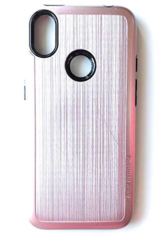 Golden Sheeps Case for BLU Studio Mega (2018) BLU Advance A6 2018, Blu Vivo Go, Shockproof Absorption Anti Scratch Rugged High Impact Hybrid Slim Protector Case (Rose Gold)