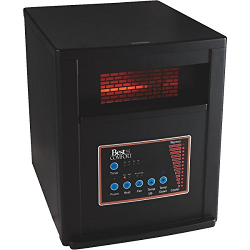 Do it Best GS GD9215AR1 Best Comfort Quartz Heater