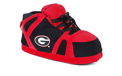 georgia bulldog house shoes - 2