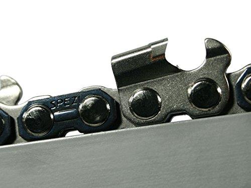 Chaîne carbure Sägenspezi 50cm 3/8' 1,5mm 72 maillons pour Husqvarna 455