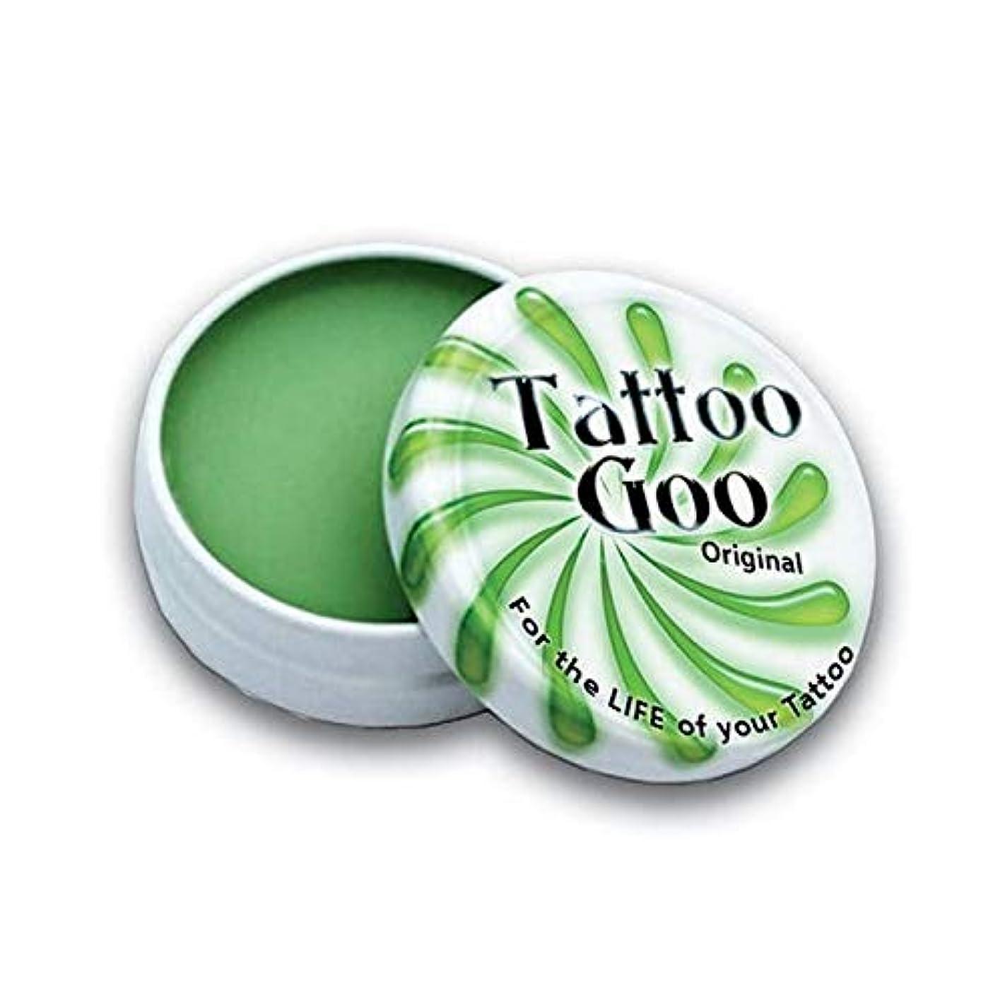 ソファーミュージカル彼らの[Tattoo Goo ] タトゥーグー?3/4オンスオリジナル錫 - Tattoo Goo ? 3/4oz Original Tin [並行輸入品]