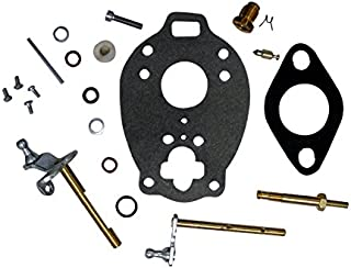Complete Tractor 1103-0060 Carburetor Kit, Black