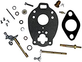 Complete Tractor 1103-0060 Carburetor Kit, Black