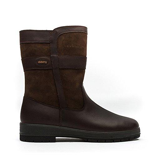 Bruine Dubarry korte laarzen RosCommon