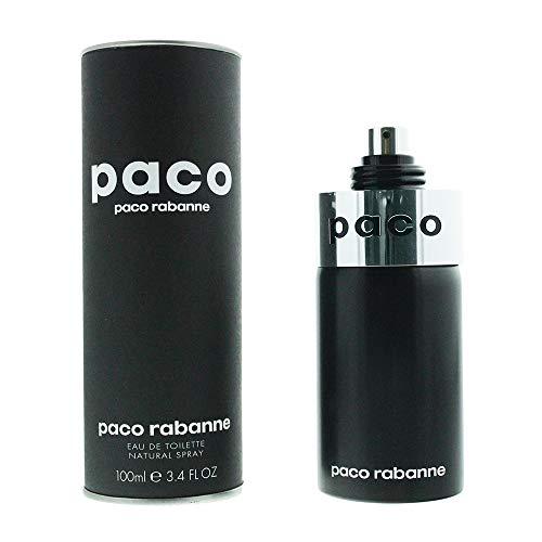 Paco Rabanne Paco Eau de Toilette, Helecho, 100 Ml