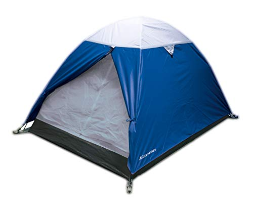Ferrino Ibiza 2, Tenda Igloo Blu, 2 Persone