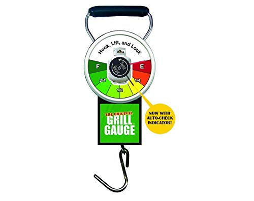 Grill Gauge Original Propane Tank Scale for...
