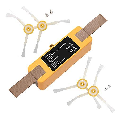 RAVPOWER Batería Roomba 5000mAh Aspirador iRobot...