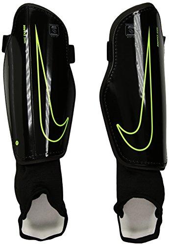 Nike CHARGEUnisex Knöchelbandage, Schwarz (Black/Volt/010), Gr. M