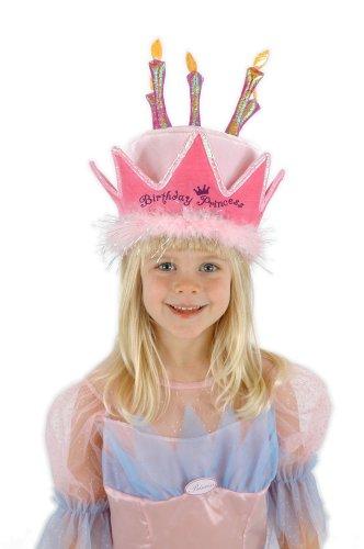 elope Inc. Birthday Cake Princess Pink