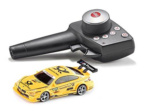 Siku 6826 - BMW M4 DTM Set mit Fernsteuermodul, Ladegerät und Akku, Auto- und Verkehrsmodelle