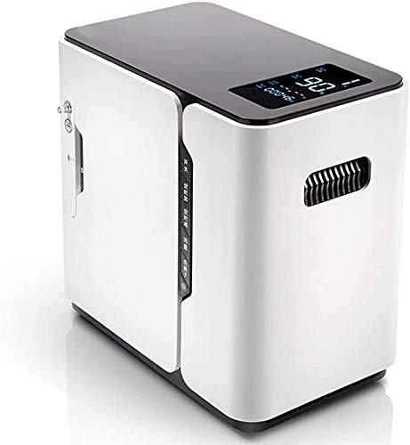 Gaojian Hoge concentratie Draagbare Zuurstof Zuurstof Concentrator apparaat 1L - 5L / min luchtreiniger generator voor de ventilator slaap