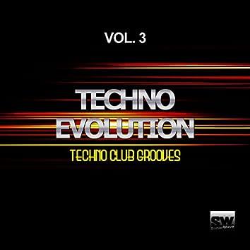 Techno Evolution, Vol. 3 (Techno Club Grooves)