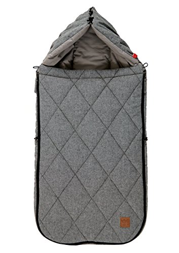 Kaiser 6574770 All Season Sommer-Kinderwagen-Fußsack