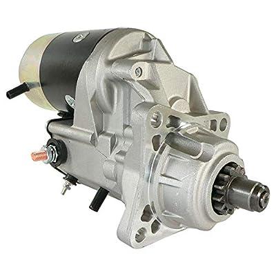 DB Electrical SND0038 Starter (Dodge Ram Pickup Truck 5.9L Cummins Diesel 94 95 96 97 98 99 00 01 02)