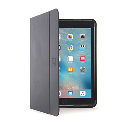 Tucano ipd7fi de BK Filo Folio–Funda con función Atril para Apple iPad Pro 9,7Pulgadas Negro