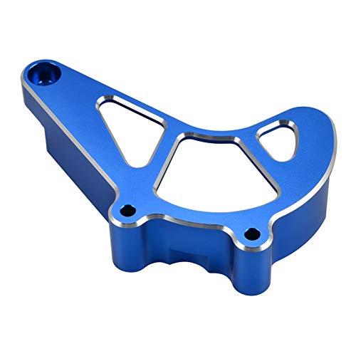 DXFFOK Cubierta Delantera de la Cubierta Delantera del Protector de la Caja Aluminio Adecuado para la mayoría de los Modelos de Motocicletas (Color : Army Green)