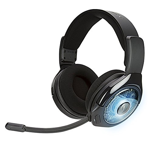 PDP Afterglow AG 9+ Prismatic True Wireless Headset for PlayStation 4