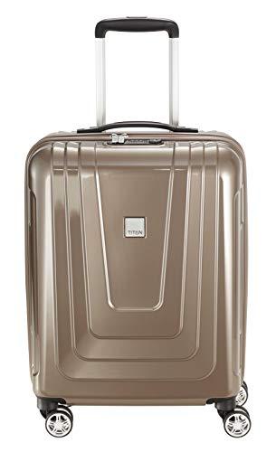 "Maletas TITAN: robusta serie de maletas ""Rayos X"" hechas de conchas duras Senosan - Diseñadas y fabricadas en Alemania"