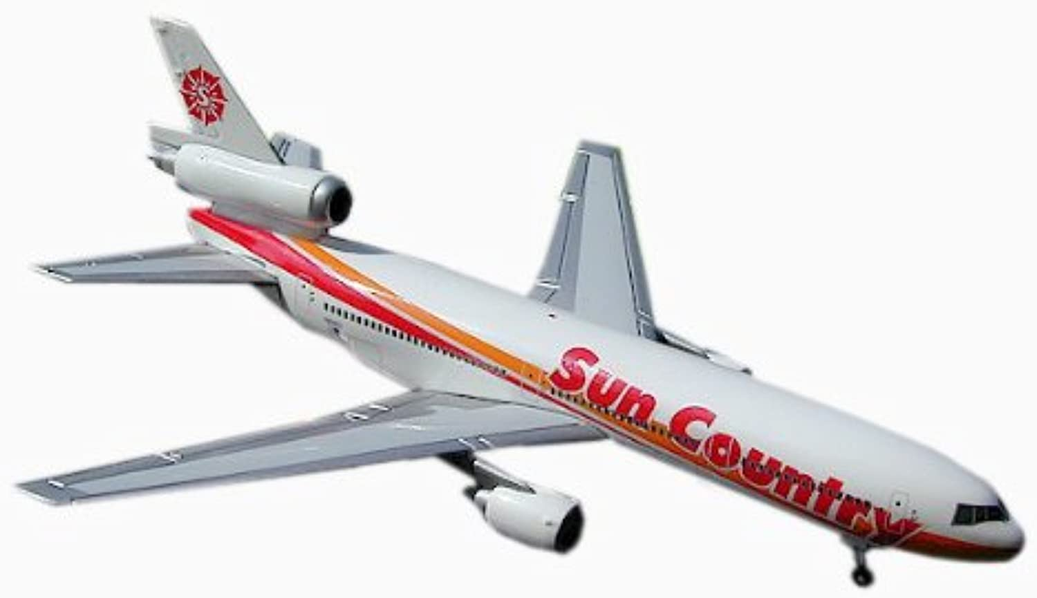 Gemini Jets Sun Country (Old colors) DC1015 1 400 Scale