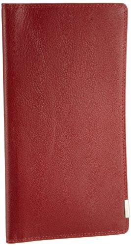 Bodenschatz Kings Nappa 8-603 KN 13, Unisex - Erwachsene Portemonnaies, Rot (red), 12x24x1 cm (B x H x T)