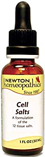 Newton Labs Homeopathics Cell Salts 1oz Liquid