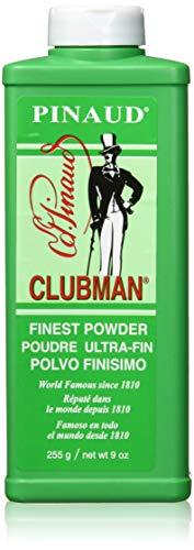 Clubman Pinaud Talc White 266ml